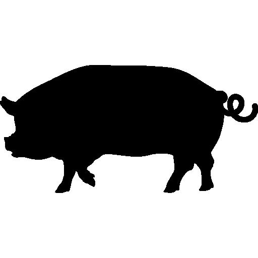 豚アイコン